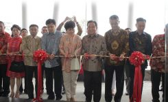 PT Pokka Dima International Factory Opening