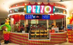 Grand Opening Pezzo Pizza in Indonesia